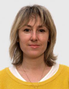 Галя Блажева